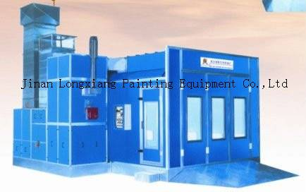 spray booth LY-8600