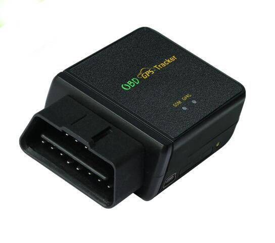 Ios/Android APP Tracking Device Charged by Car Power OBD GPS Tracker for Car