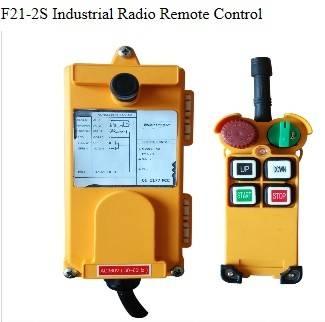 F21-2S Industrial Radio Remote Control