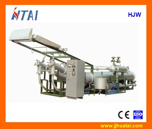 HJW series dyeing machine without guiding roller