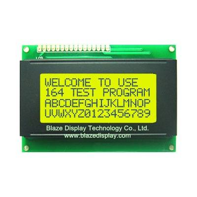 16X4 Character LCD Module