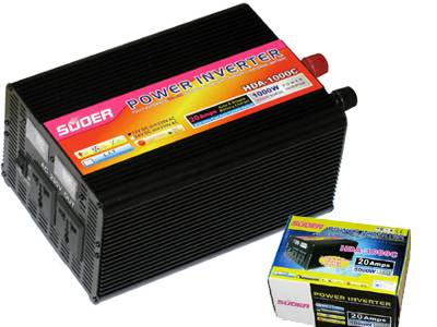 1000W power inverter with UPS