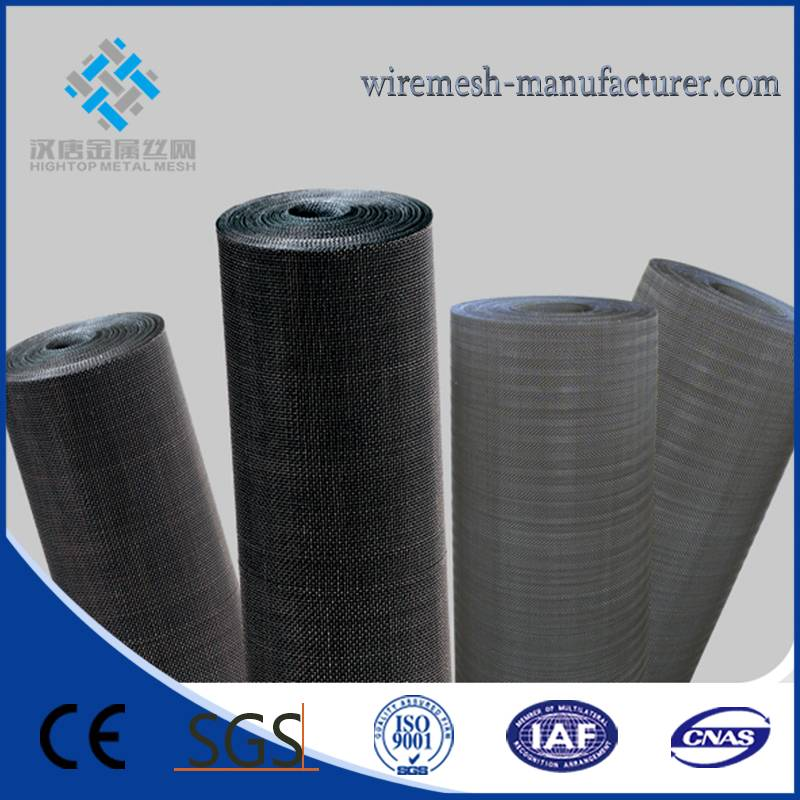 High quality Plain steel wire mesh for fiter industry