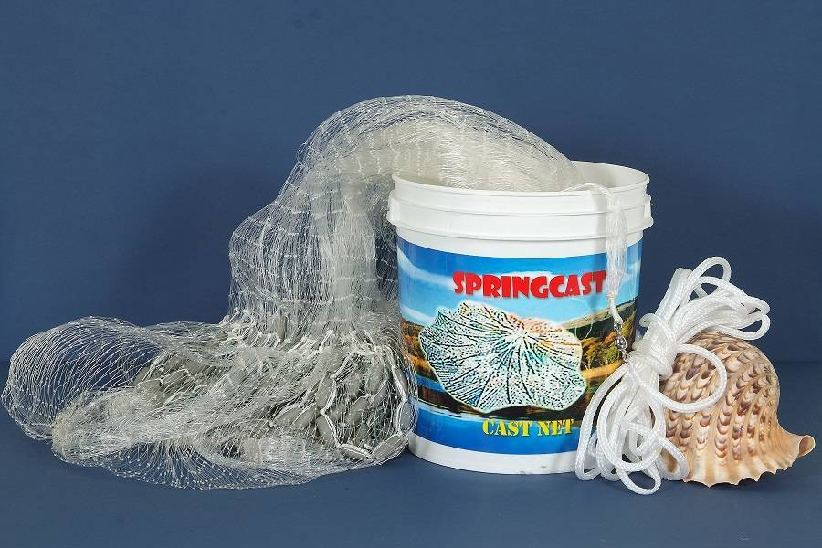 Cast Net - Pocket Type