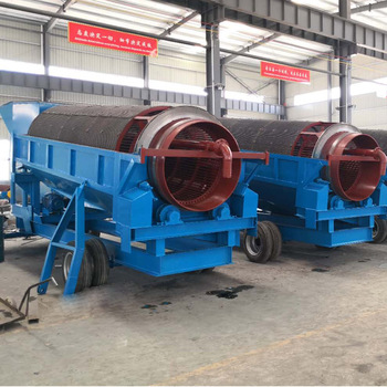 Trommel Gold Wash Plant with Good Price