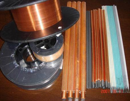 Welding Electrodes and Wires