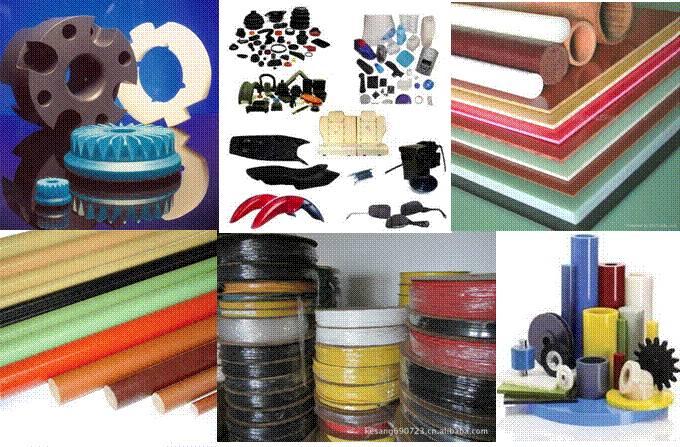 OEM Plastic PC/PVC/UPE/PTFE/PMMA/PP/PVDF/PA/POM/HDPE Parts