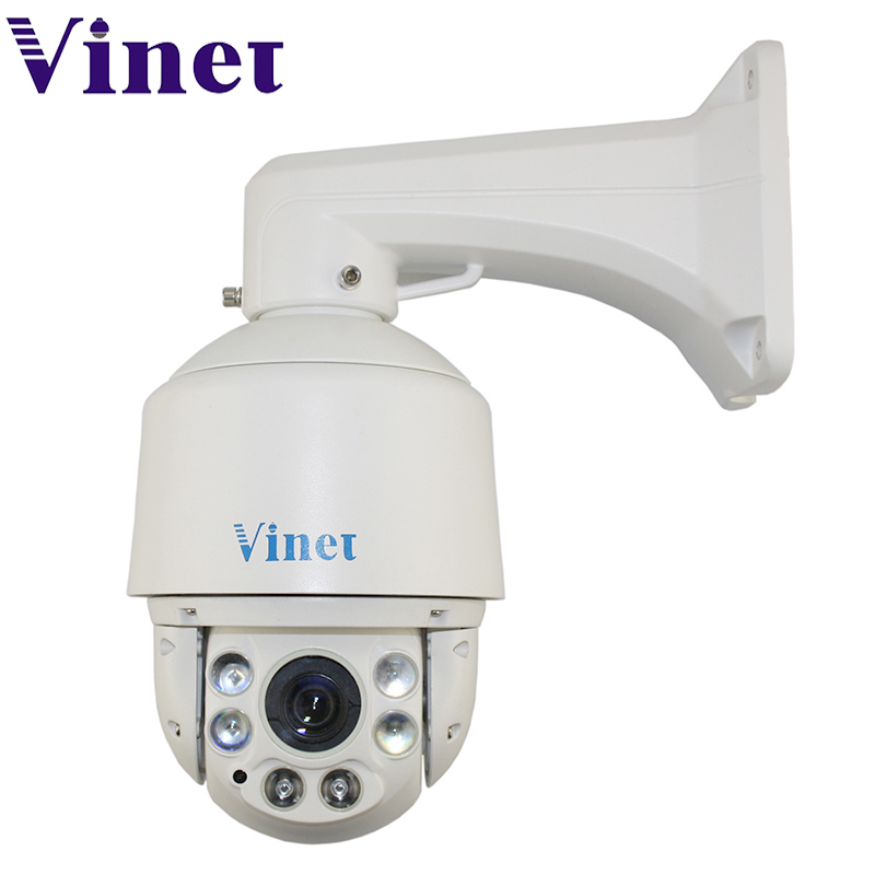 Outdoor manufactuer 10X mini High Speed Dome 1080P 2MP 10X IP camera(VNT-2350)