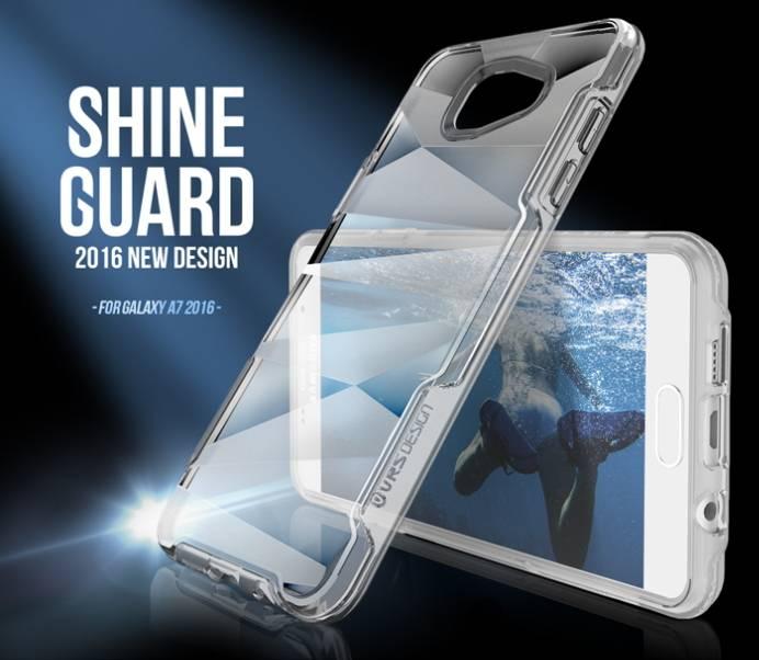 VERUS Shine Guard - 2016 Galaxy A5, A7, A9 - Mobile phone case, Mobile phone accessories
