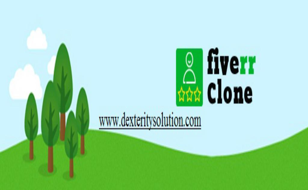Fiverr script, micro job website
