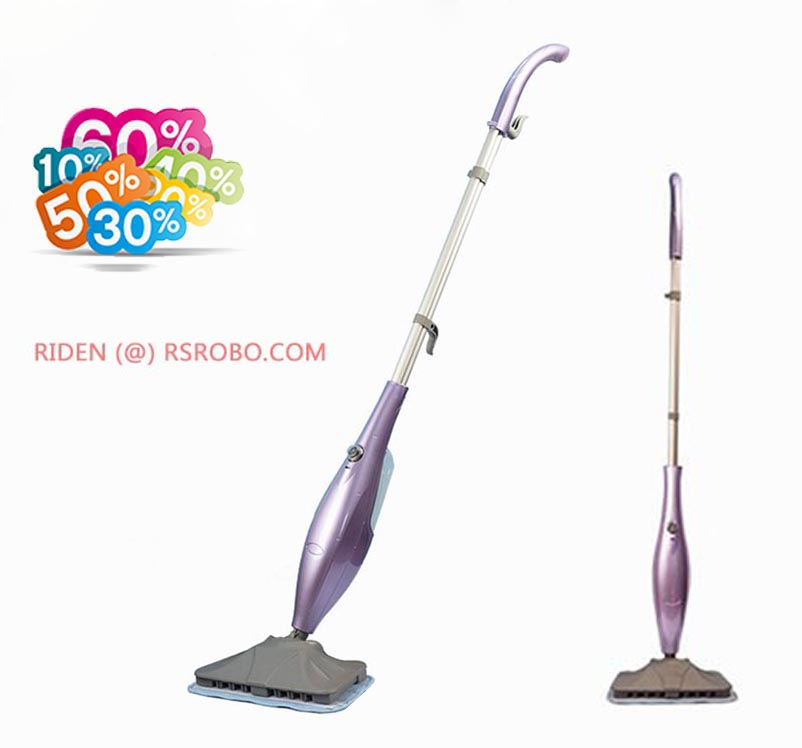 new products household plastic cleaning steam mop with free samples