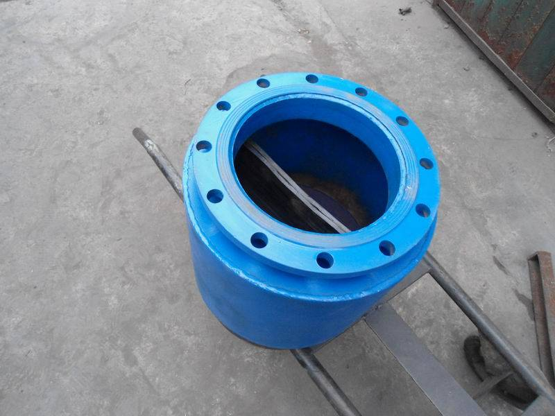 in-line duckbill valve