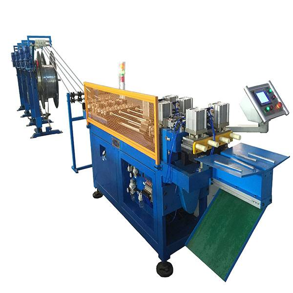 FUNS® CNC 4 TUBE CHIPLESS CUTTING MACHINE