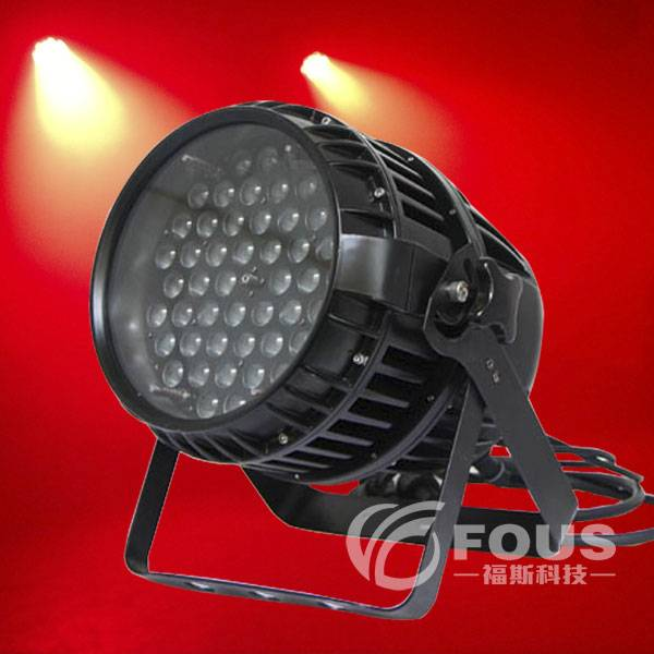 54-3W CREE Xlamp Waterproof Zoom Par / LED Zoom Par