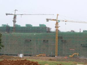 Tower Crane TC5515 Max. Load 8t-minglongmachinery@gmail.com