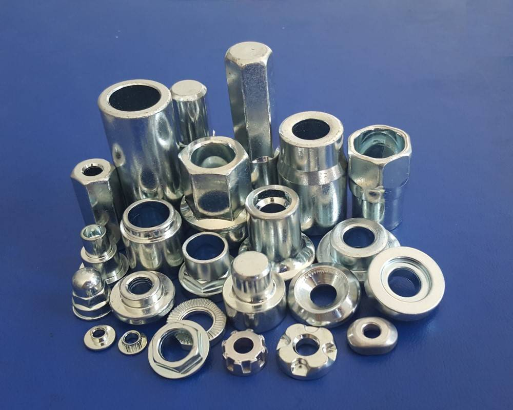 Special Forged Fasteners