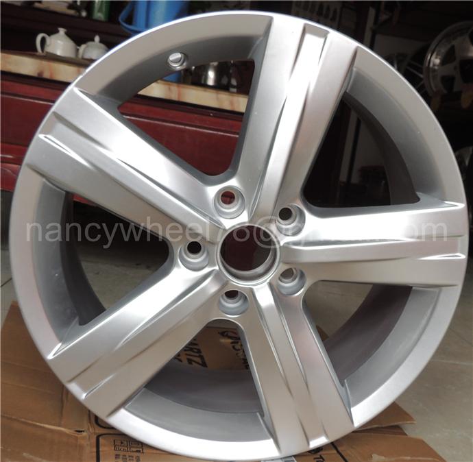 VW car wheel rim alloy aluminium wheel from 12inch to 26inch