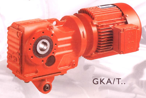 professional guomao helical bevel geared motor