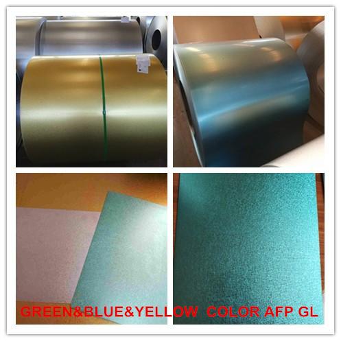 55% AL AFP Galvalume Steel Coil
