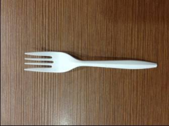 MW plastic Fork/disposable cutlery/plastic cutlery