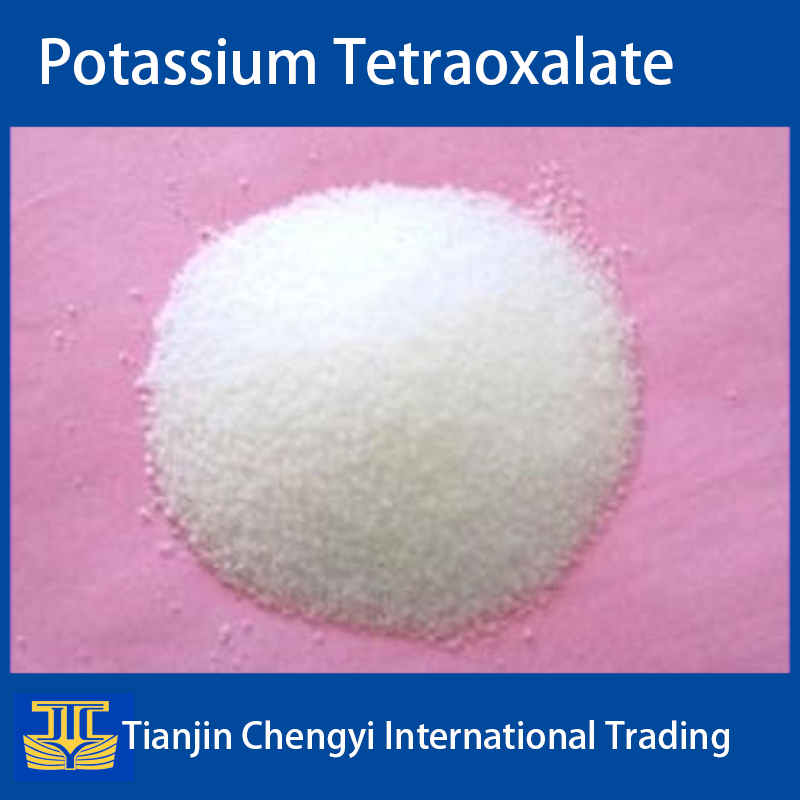 China quality Potassium Tetra Oxalate or PTO for marble polishing