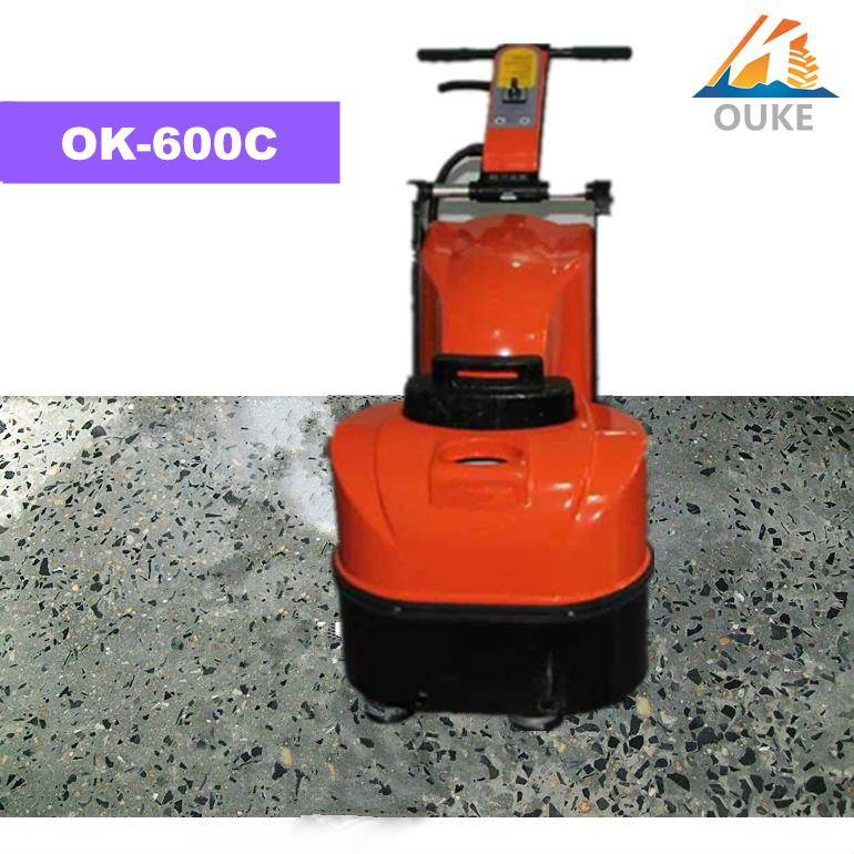 OK-600C concrete floor polisher and grinder machine