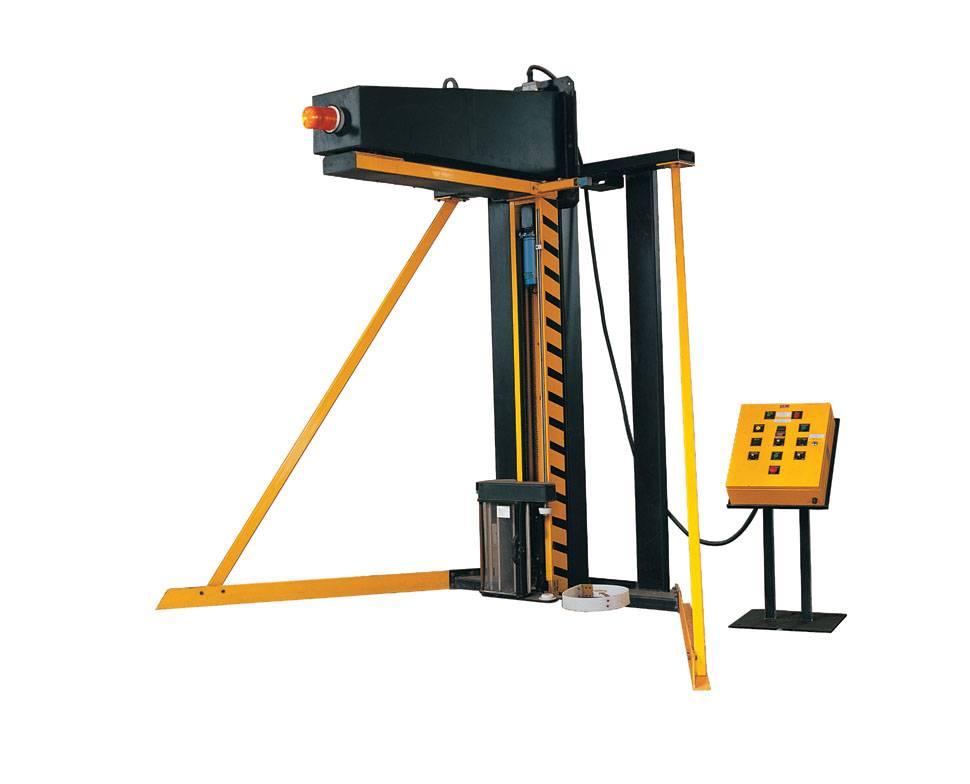 R1800F Rotary arm stretch wrap machine