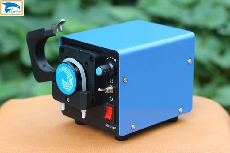 BABYFISH AB55 Large flow rate peristaltic pump Aquarium dosing pump water pump Sanitary hose pump