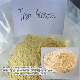 Trenbolone acetate 99% purity Lean muscle Trenbolone acetate 99% purity Lean muscle Cas 10161-34-9
