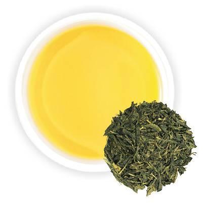 Green tea, black tea, flavered tea