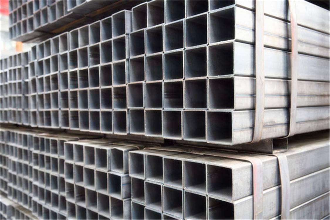Ss400 Hot-DIP Galvanized Square Steel Pipe