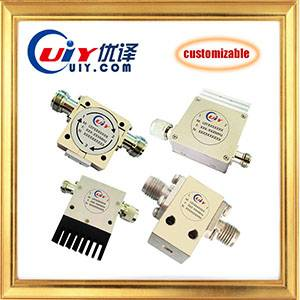 12MHz-26.5GHz Coaxial Isolator