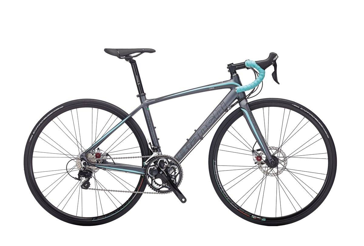 Bianchi Impulso Disc Dama Bianca - 105 Compact Womens 2016 - Road Bike
