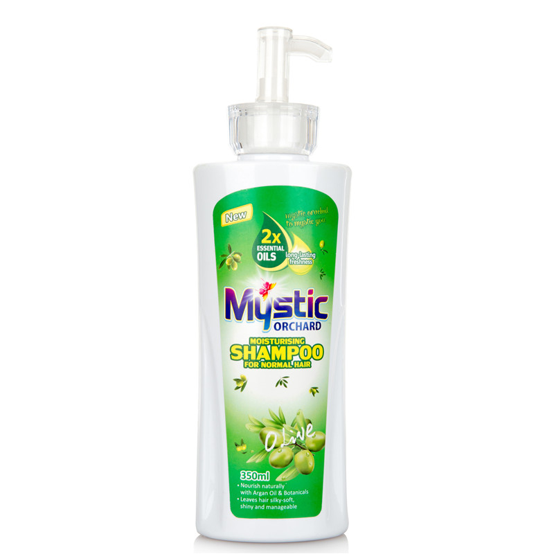 moisturizing type shampoo for normal hair