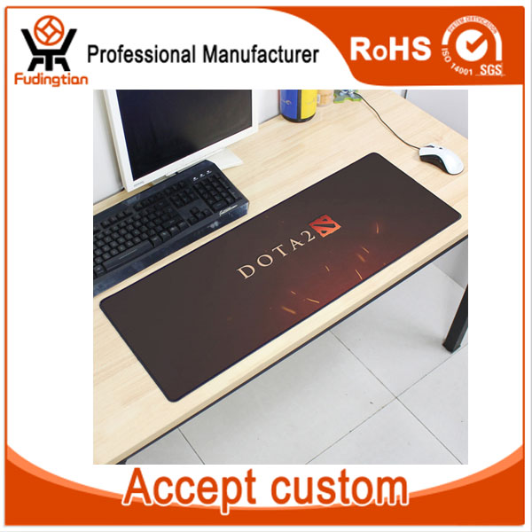 FDT Custom Printed Large XXL Gaming Neoprene Rubber Mouse Pad
