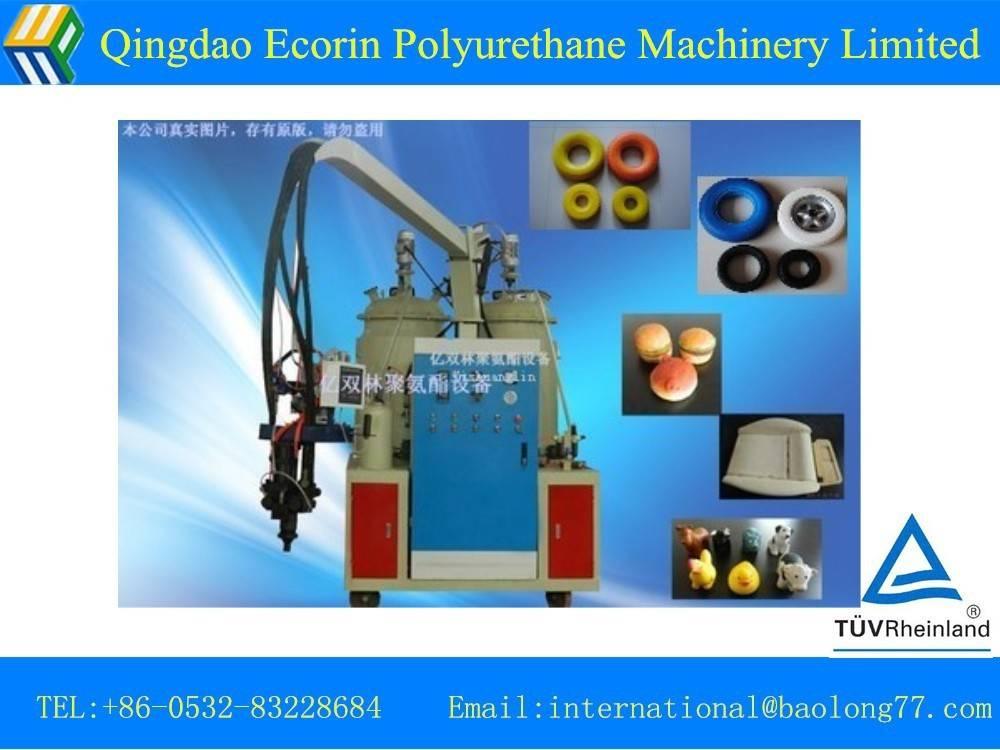 low pressure polyurethane foam machine for tires