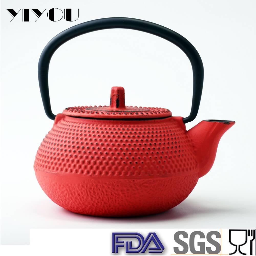 quality cast iron teapot, tea set, coffee set