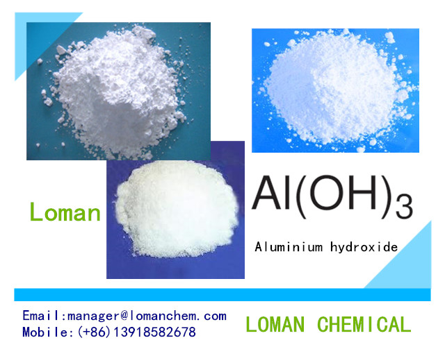 Agate Grade Aluminium hydroxide, Al(OH)3 factory