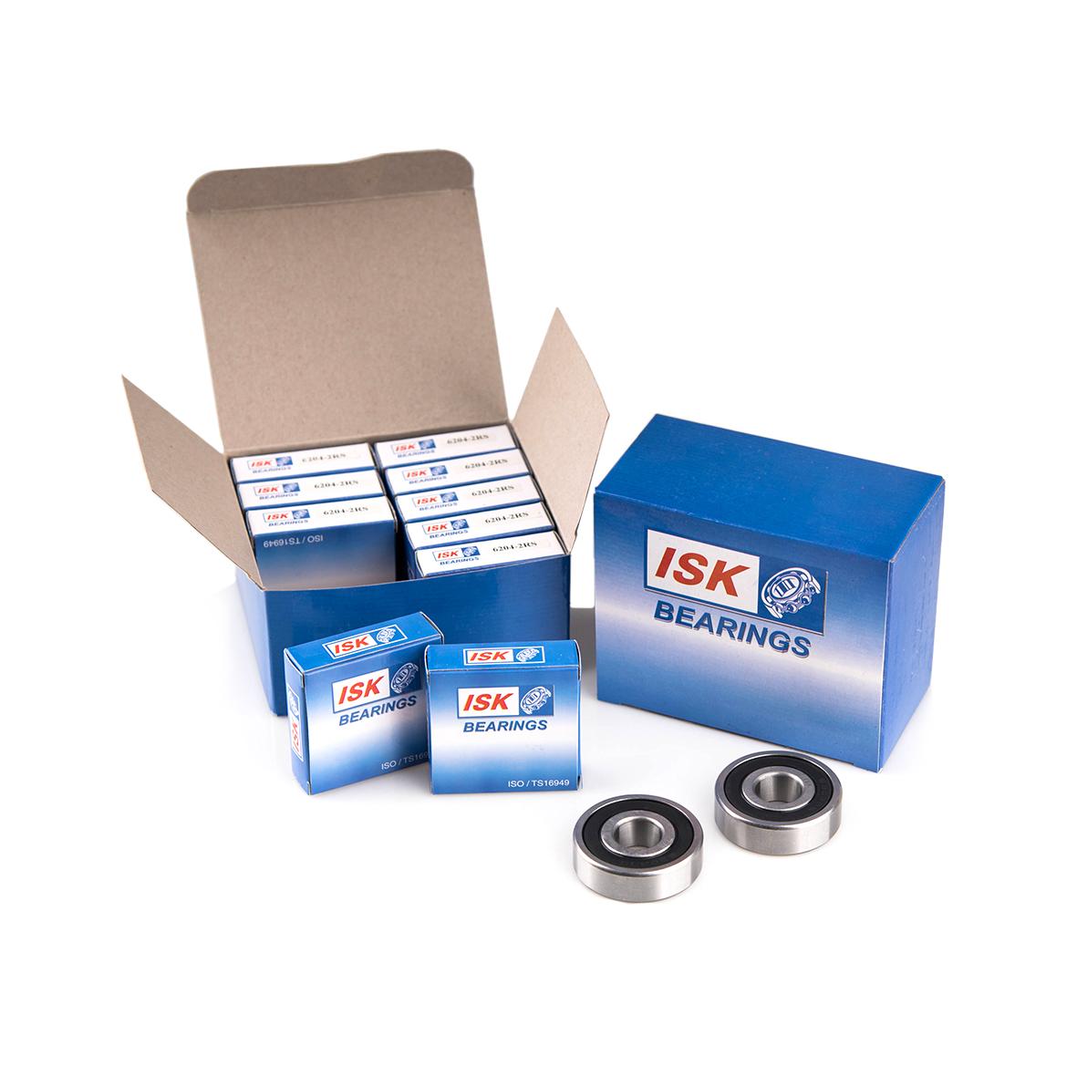 Ball Bearing 6200 6201 6202 6203 6204 6205 ZZ 2RS for Motor Bearing Ceiling Fan Bearing
