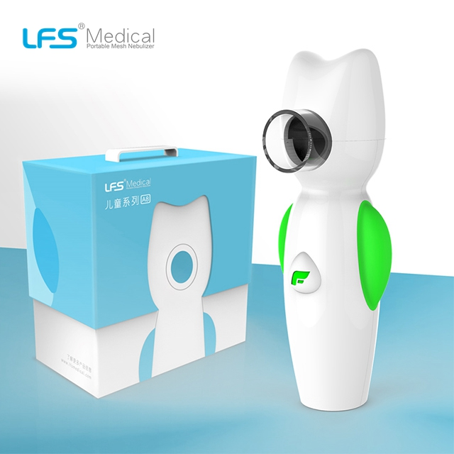 A8+ Air Angel children mini atomizer nebulizer