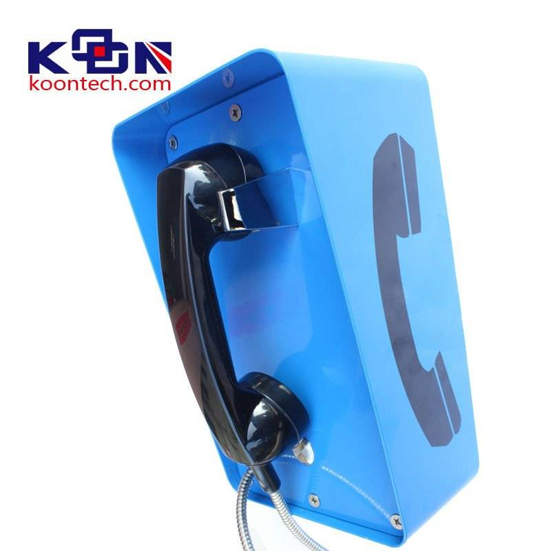 Koontech  auto dial and auto answer Emergency telephone