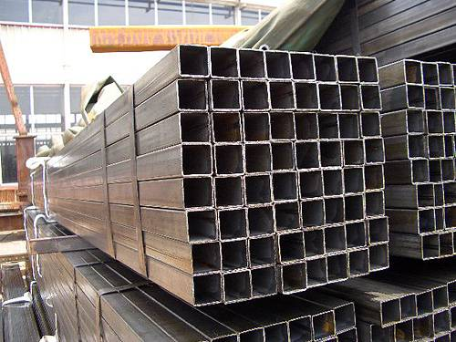 ERW welded square hollow section steel tube