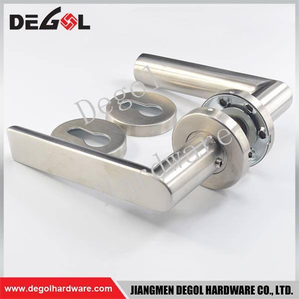Hot Sale stainless steel room lock door handle home