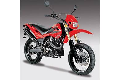 RT200GY DIRT BIKE