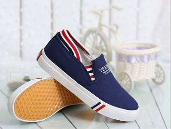 Fashion Casual Canvas Shoes Men Women Footwear Sneaker
