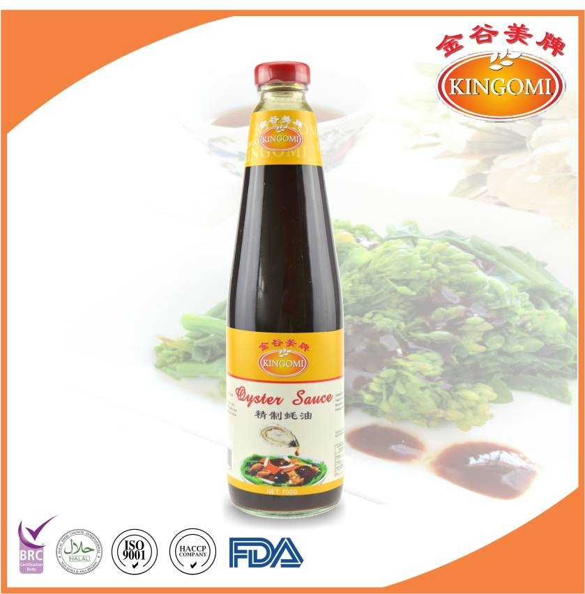 Chinese Premium Oyster Sauce