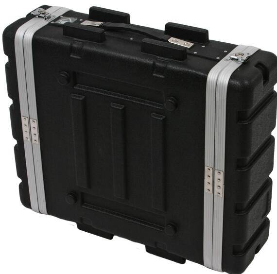 Heavy duty ABS case for 3-unit rack