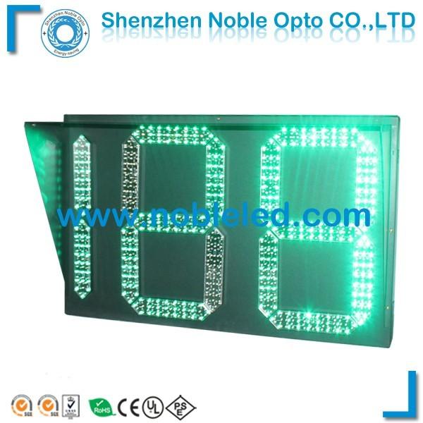 new large digital LED 220V traffic light countdown timer