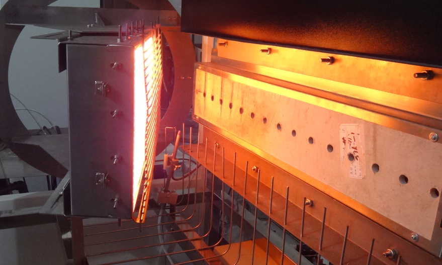 Radiant Panel Flame Spread Test Machine, (FTech-ISO5658)