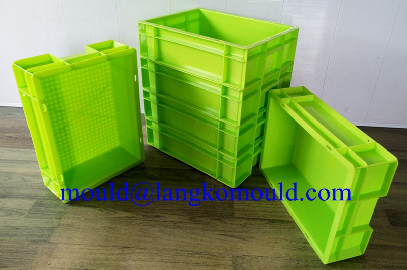 plastic crate moulds supplier